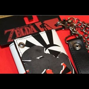 Zelda The Shadow Collection Chain Wallet D